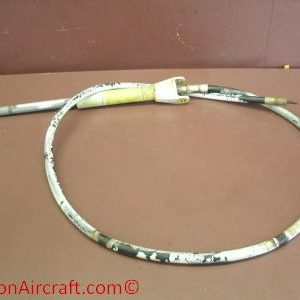 Beechcraft A36 Bonanza L/H Flap Actuator with Cable