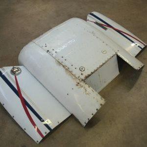 Beechcraft B58 Baron Lower Engine Cowling (Bottom) Modified